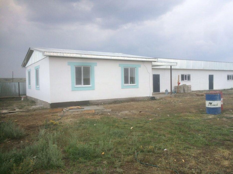 Продам дом с сараем. Березовка(Кайындысай) Маржанбулак