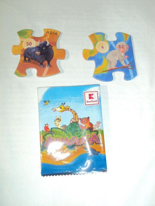 Schimb Cartonase puzzle ANIMATERRA