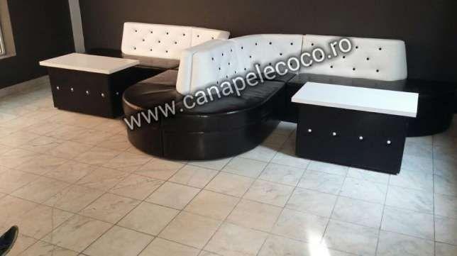 Canapele cafenea