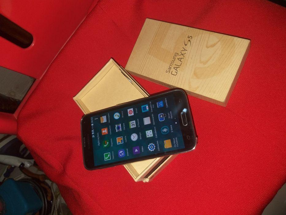 Samsung galaxy s5 dual sim novo na caixa original genuíno