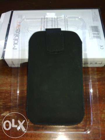 Husa smartphone piele Verona confectionata manual