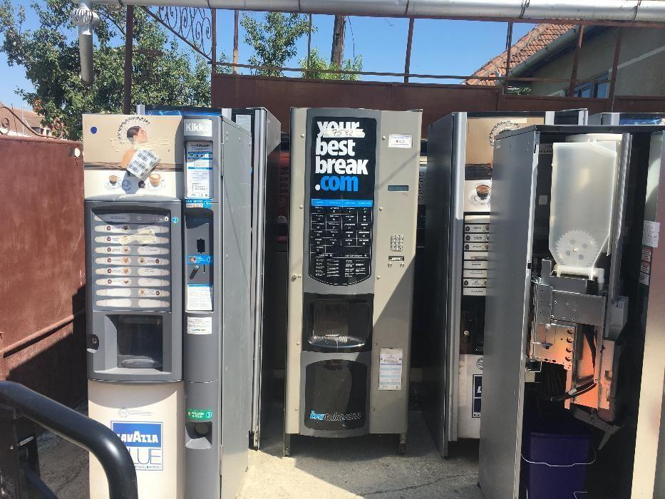 vindem automate cafea necta zanussi, saeco, bianchi, rhea