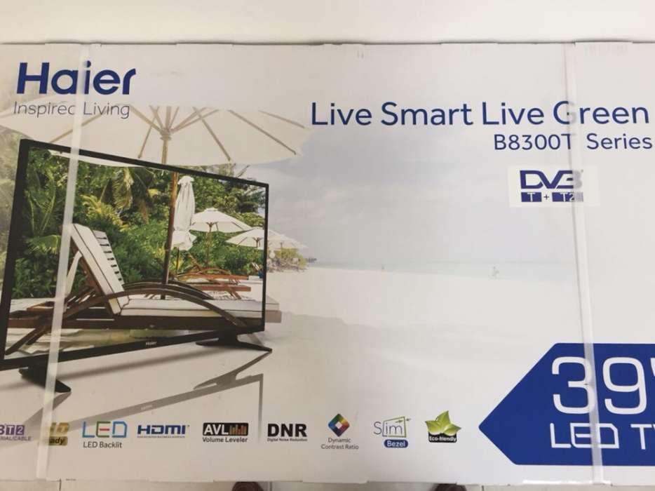 """TV Haier 42"""" nova (selada) C/ Garantia"""