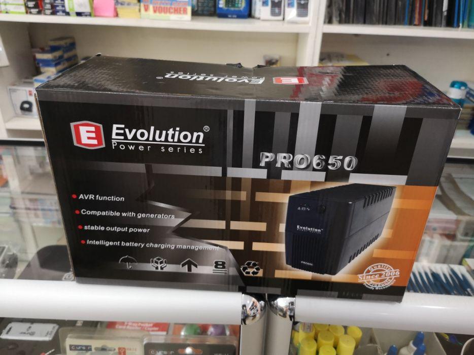Ups evolution 650va original