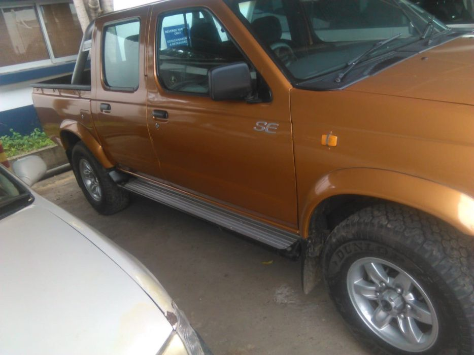 Vendo Nissan Hardbody