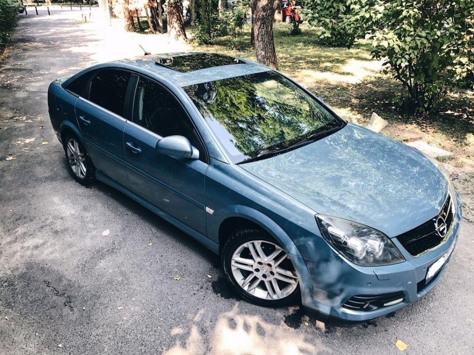 Opel vectra C GTS facelift
