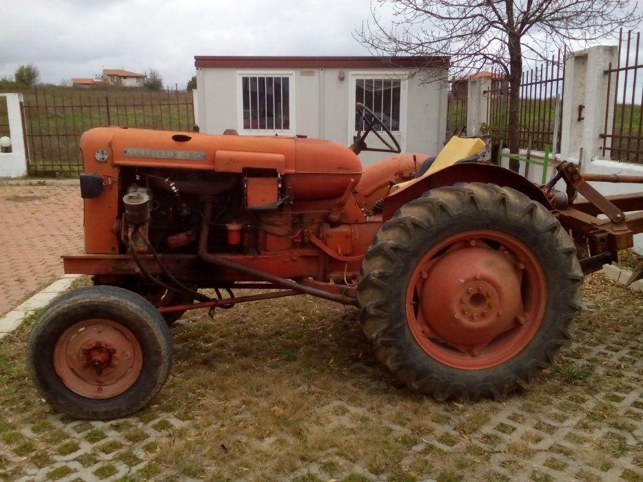 Трактор НЮФИЛД-60кс.бартер