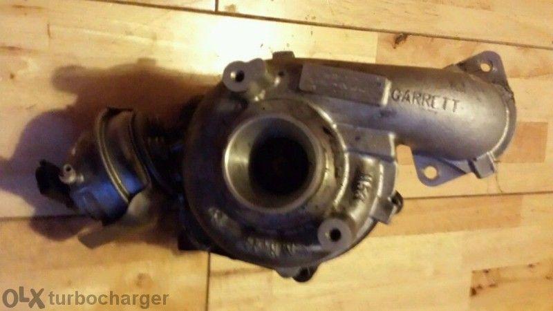 Продавам турбо - турбина за Peugeot 308 , 3008 , 508 ; Ford Focus , C-