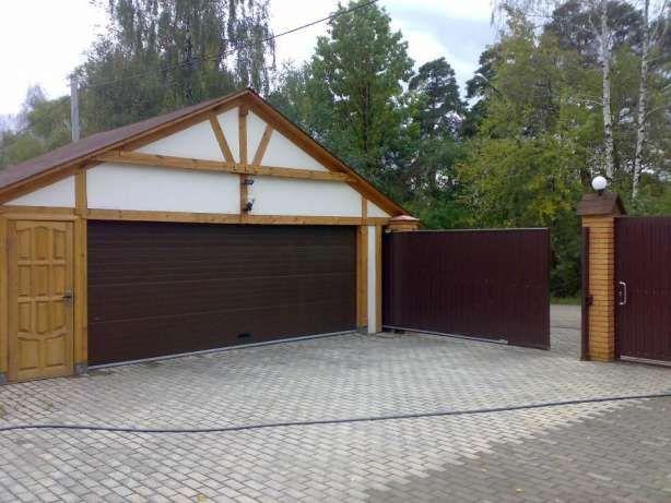 Ворота дорхан, ворота ритерна автоматические, установка, обслуживание