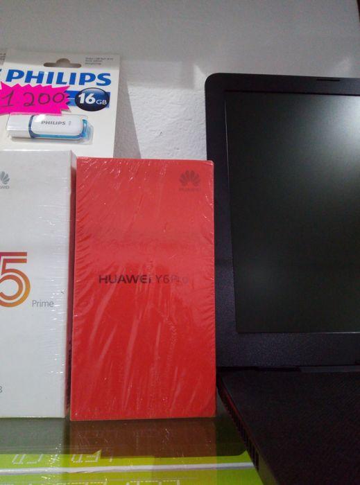 Huawei Y6 Pro selados com garantia