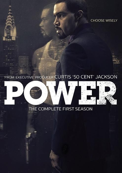 Power 2014 Serial TV 4 Sezoane DVD