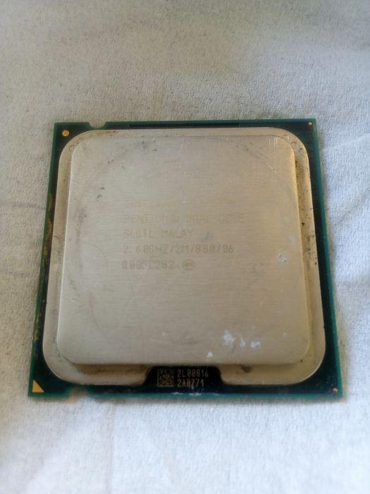 Chip Dual core E5300 2.60ghz