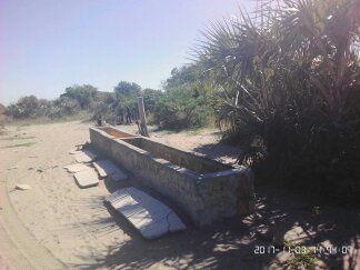 1000 hectares para pastagem com curral bebedouro e 3 furos de agua