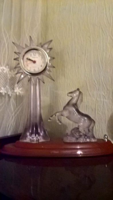 Часы настольные под ретро