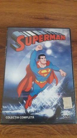 Superman DVD NOU desen animat dublat romana