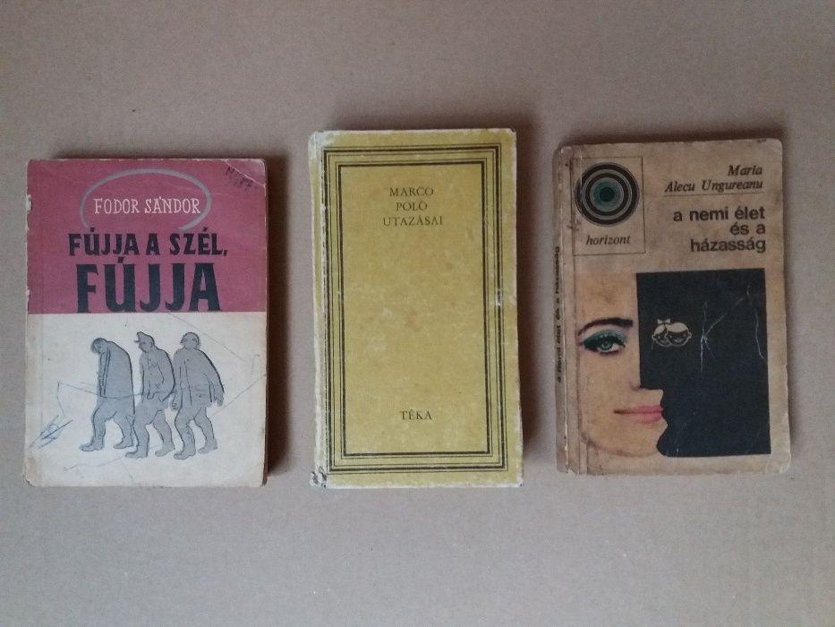 Carti editii vechi (in limba maghiara)