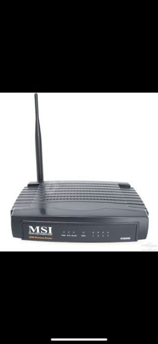 Router wi-fi RG60SE
