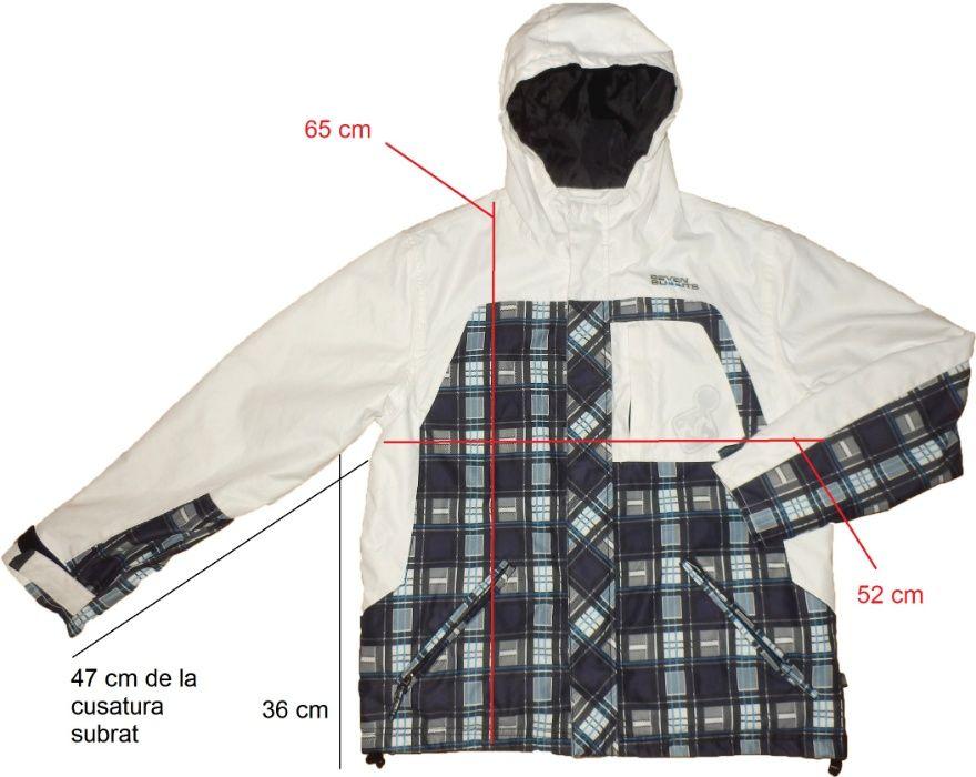 Geaca ski schi SEVEN SUMMITS deosebita membrana (dama M) cod-451245