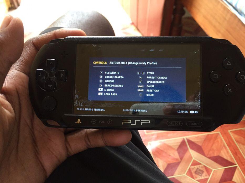 PSP Gamer novo
