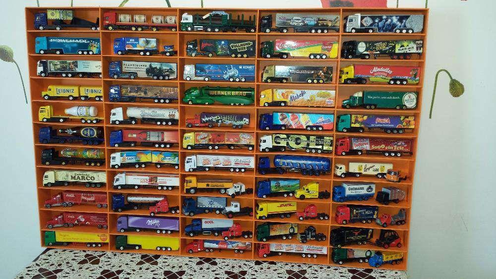 Biblioraft colectie de camioane