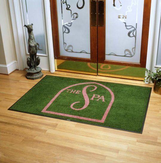 Входни изтривалки лого килими