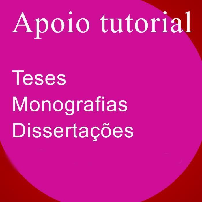 Teses e Monografias - Professores Credenciados
