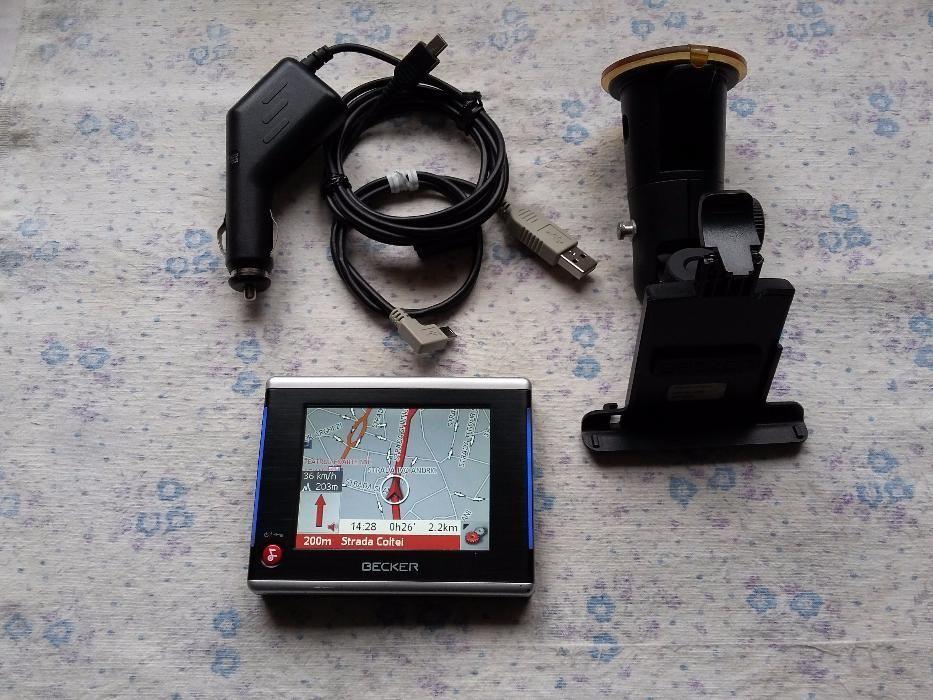 Navigație - GPS BECKER pt masina (germany)