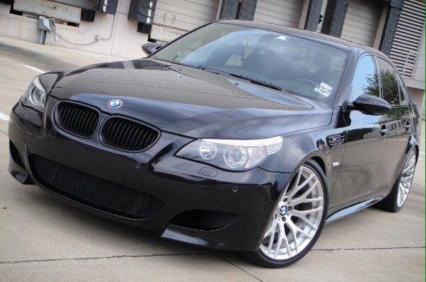 Бмв Е60 черни бъбреци М пакет BMW маска решетки 535д броня 530d фейс
