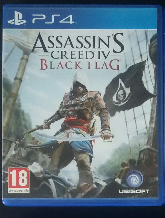 Assassin's Creed: Black Flag (PS4)