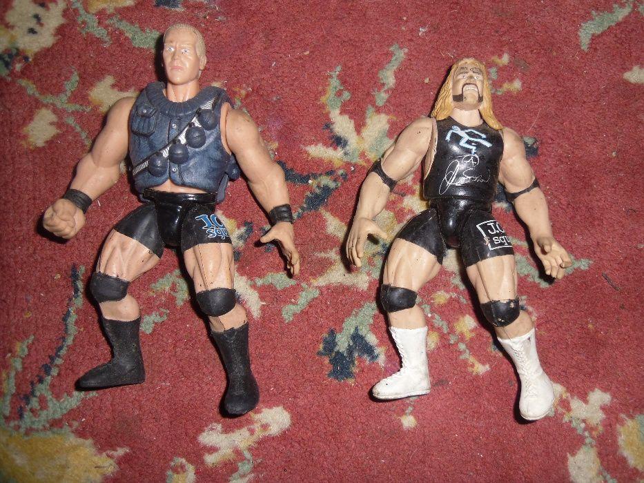set 2 papusi -figurine
