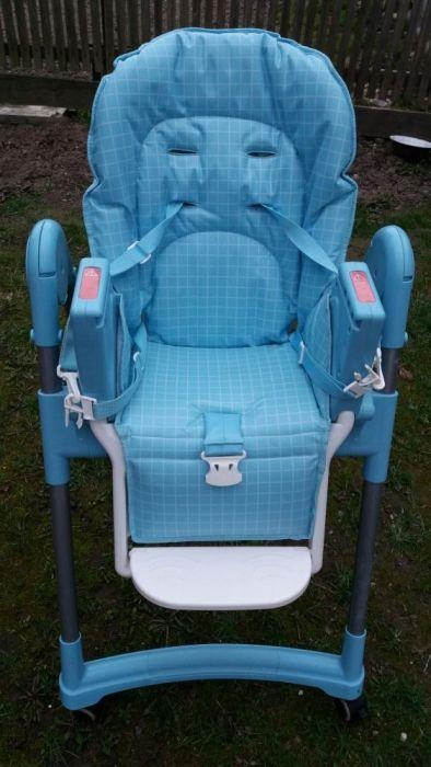 Vand scaun pliabil bebelus, cu rotile