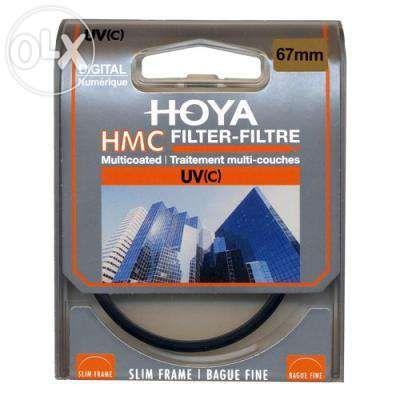 Filtru Hoya HMC UV protector 49mm, 52mm, 58mm, 82mm, 67mm, 72mm, 77mm
