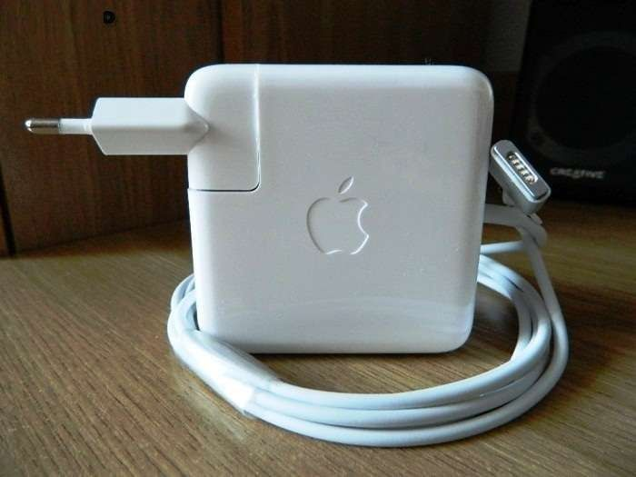"Incarcator priza Apple Magsafe 2 60W MacBook Pro 13"" Retina A1435"