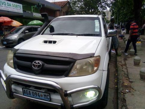 Toyota Hillux D4D