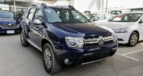 Renaulte Duster a venda