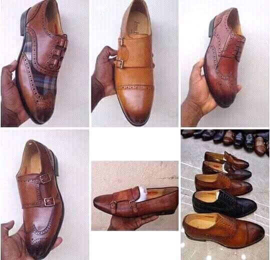 Sapatos Cabedal