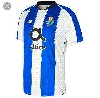 Camiseta FC Porto