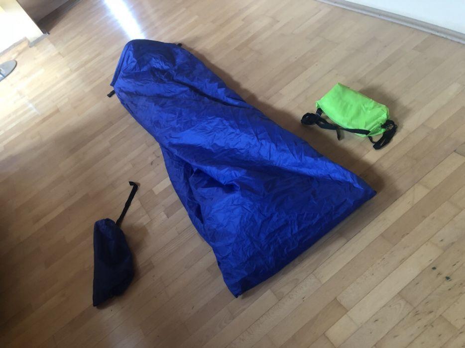 Canapea - saltea gonflabila