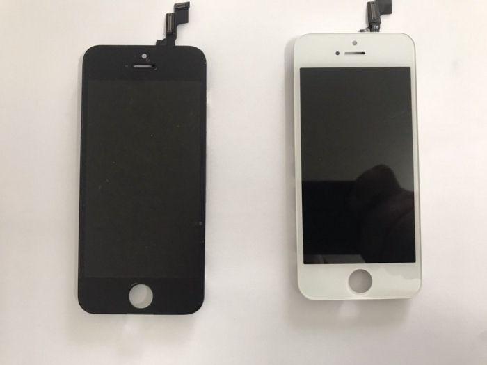 Display iPhone 5s, SE Original alb sau negru