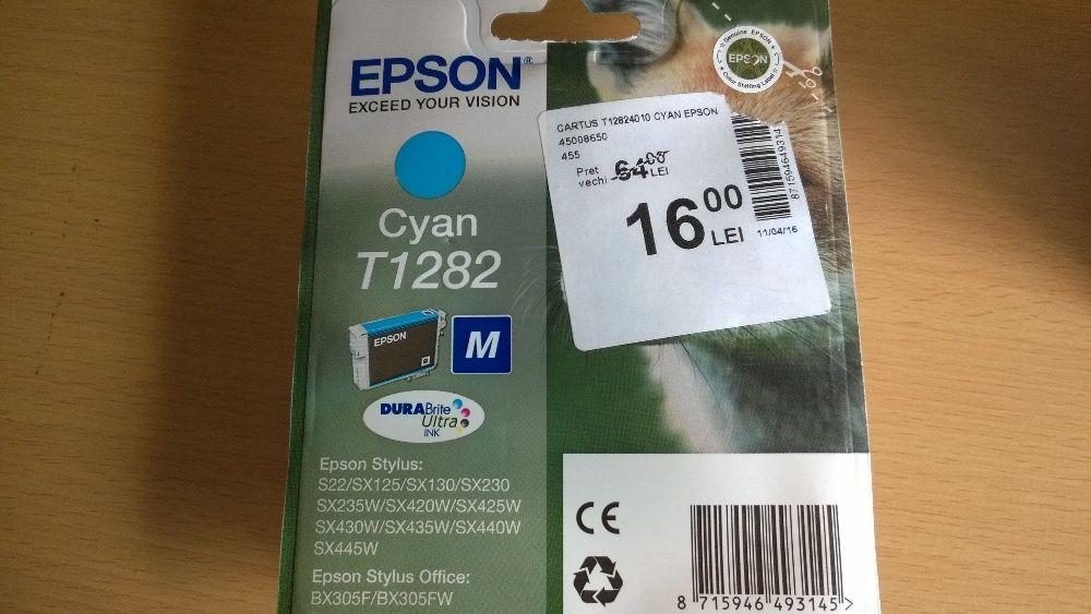 Cartus T128240 10 CYAN EPSON
