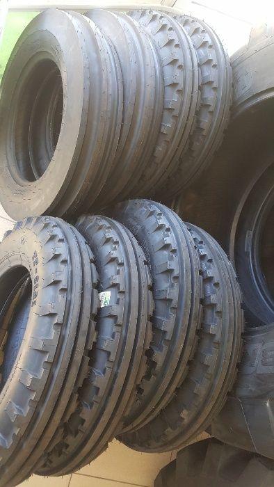 Cauciucuri noi 5.50-16 cu 6 pliuri anvelope de tractor fata R16 Oradea - imagine 4