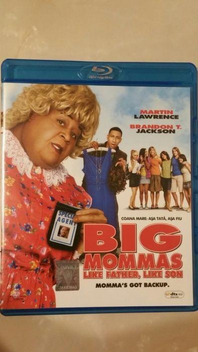 Blu-Ray Big Mommas...Acasă la Coana Mare 3