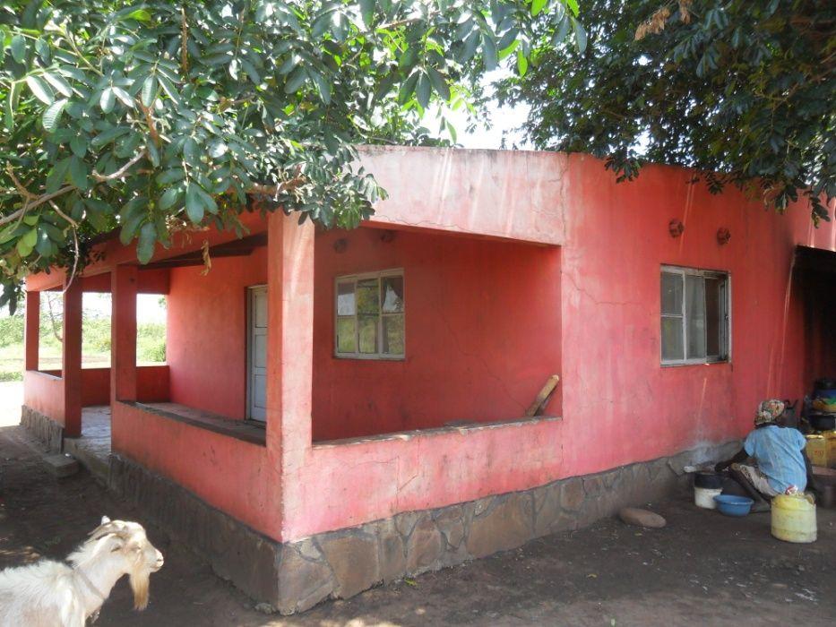 Vende s-e uma propriedade com 25 hectares em Chanagane