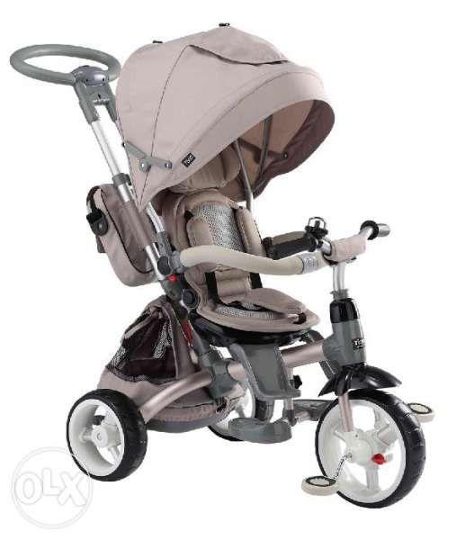 Lexus Trike T500/360 градуса-детска триколка-регулираща седалка