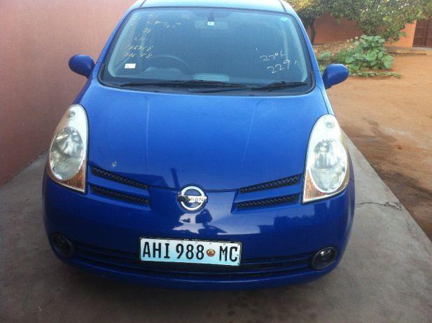 Nissan Note novinho