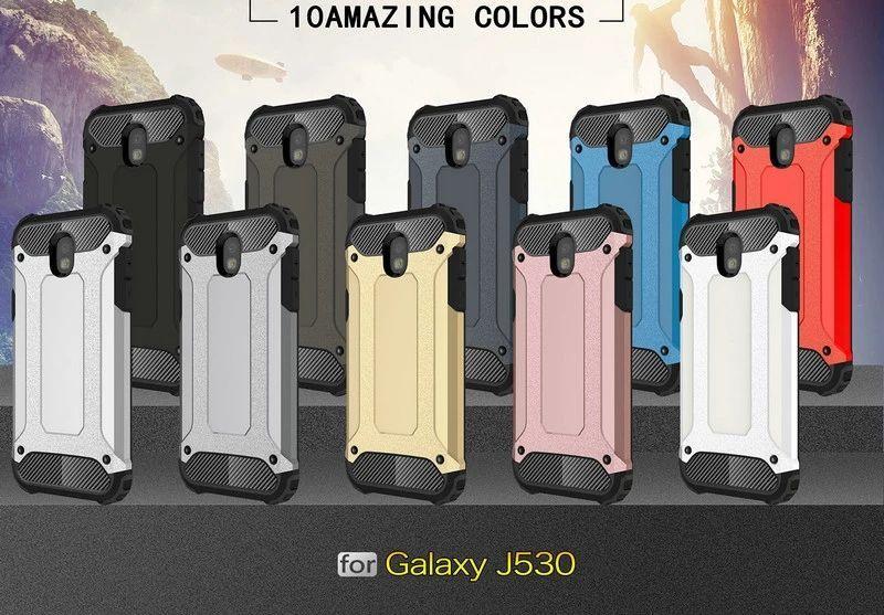 Кейс Spigen Tough Armor за Samsung Galaxy J3 /J5 и J7 2017г J530 J730 гр. Варна - image 1