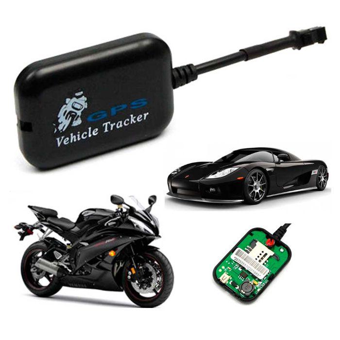 GPS para Motorizadas + Instalação