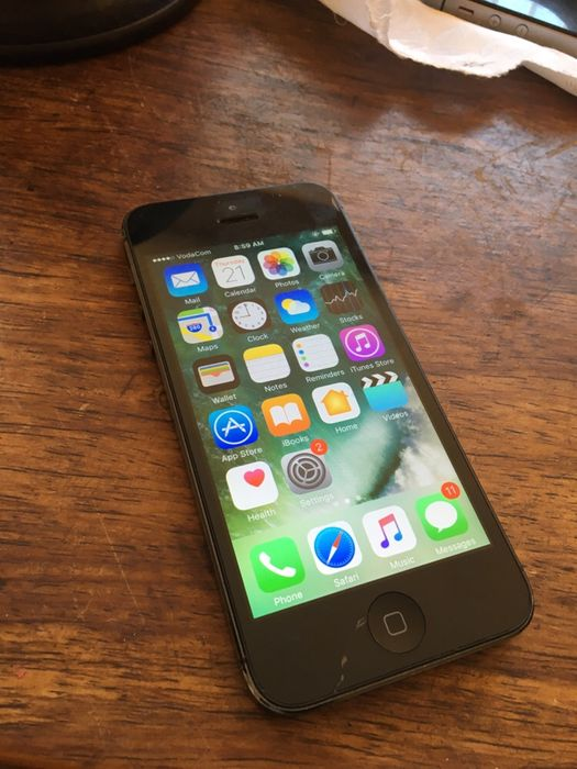 iPhone 5 16gb limpo