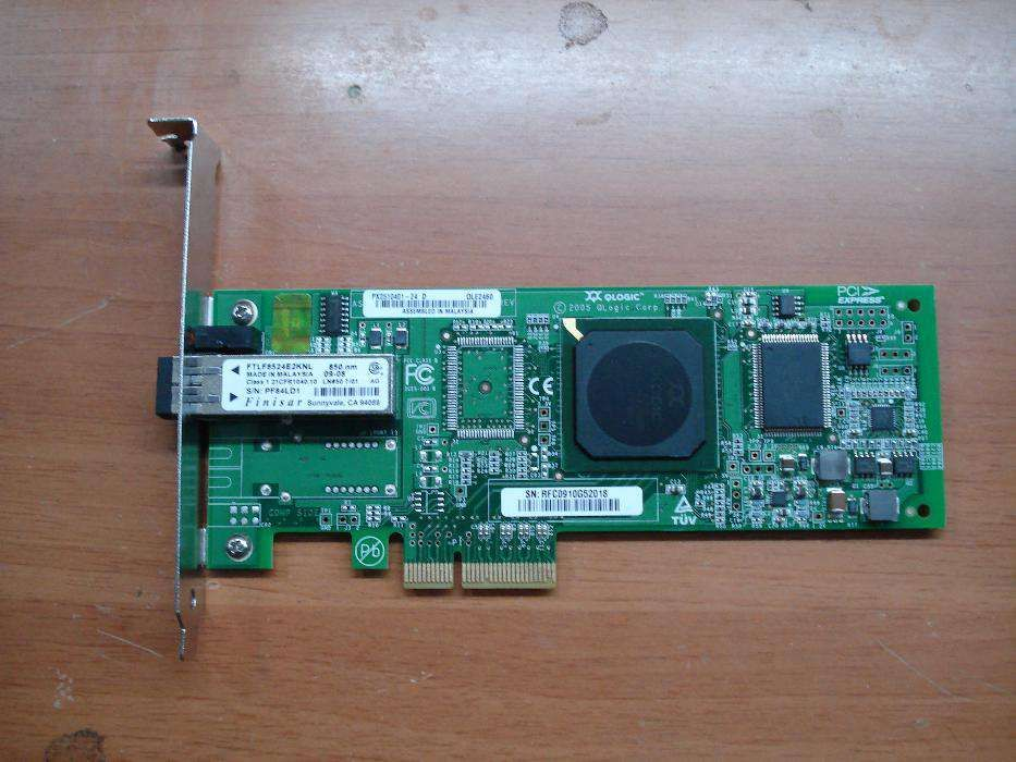 PCI-X Single Port Fibre Channel Host bus Adapter