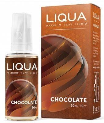 Lichid tigara electronica, LIQUA aroma ciocolata, 6MG, 10ML